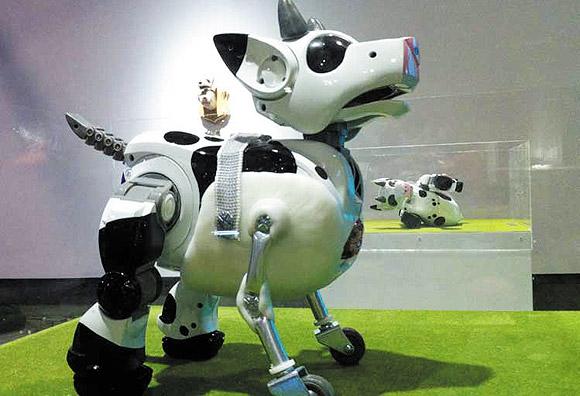 Les Robotschiens